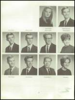 1968 Roxbury High School Yearbook Page 136 & 137