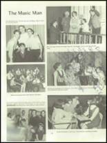 1968 Roxbury High School Yearbook Page 142 & 143