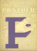 1955 Yearbook Paschal High School