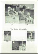 1966 Central High School Yearbook Page 38 & 39