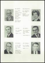 1966 Central High School Yearbook Page 68 & 69