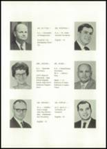 1966 Central High School Yearbook Page 70 & 71