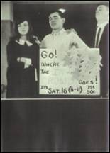 1966 Central High School Yearbook Page 72 & 73