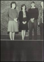 1966 Central High School Yearbook Page 112 & 113