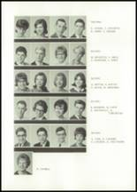 1966 Central High School Yearbook Page 114 & 115