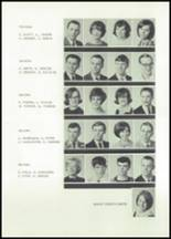 1966 Central High School Yearbook Page 116 & 117