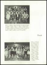 1966 Central High School Yearbook Page 120 & 121