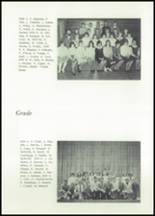 1966 Central High School Yearbook Page 122 & 123