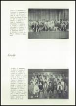 1966 Central High School Yearbook Page 124 & 125
