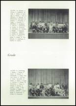 1966 Central High School Yearbook Page 126 & 127