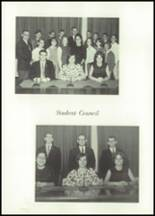 1966 Central High School Yearbook Page 130 & 131