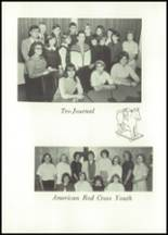 1966 Central High School Yearbook Page 132 & 133