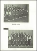 1966 Central High School Yearbook Page 136 & 137