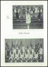 1966 Central High School Yearbook Page 138 & 139