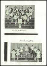 1966 Central High School Yearbook Page 140 & 141