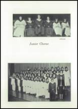 1966 Central High School Yearbook Page 142 & 143