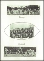 1966 Central High School Yearbook Page 148 & 149