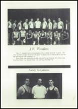 1966 Central High School Yearbook Page 154 & 155