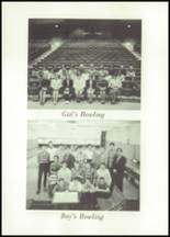 1966 Central High School Yearbook Page 156 & 157