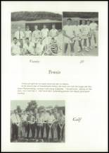 1966 Central High School Yearbook Page 162 & 163