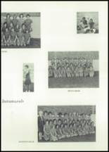 1966 Central High School Yearbook Page 164 & 165