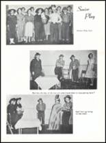 1956 Father Leo Memorial School Yearbook Page 24 & 25