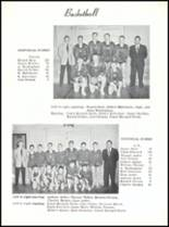 1956 Father Leo Memorial School Yearbook Page 34 & 35