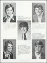 1975 Osceola High School Yearbook Page 10 & 11