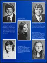 1975 Osceola High School Yearbook Page 12 & 13