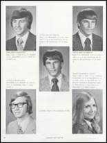 1975 Osceola High School Yearbook Page 14 & 15