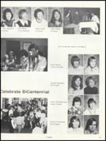 1975 Osceola High School Yearbook Page 20 & 21
