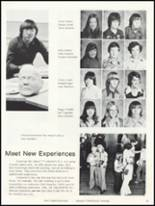 1975 Osceola High School Yearbook Page 22 & 23