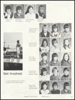 1975 Osceola High School Yearbook Page 24 & 25