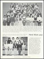 1975 Osceola High School Yearbook Page 32 & 33