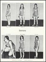 1975 Osceola High School Yearbook Page 38 & 39