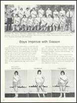 1975 Osceola High School Yearbook Page 40 & 41