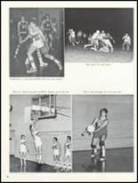 1975 Osceola High School Yearbook Page 42 & 43