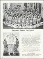 1975 Osceola High School Yearbook Page 52 & 53