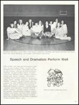 1975 Osceola High School Yearbook Page 58 & 59