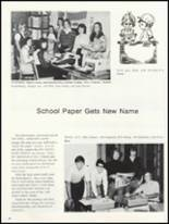 1975 Osceola High School Yearbook Page 64 & 65