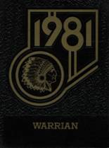 1981 Yearbook Warwick High School