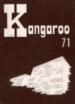 1971 Yearbook Killeen High School