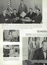 1964 Monrovia High School Yearbook Page 12 & 13