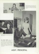 1964 Monrovia High School Yearbook Page 14 & 15