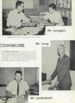 1964 Monrovia High School Yearbook Page 16 & 17