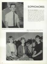 1964 Monrovia High School Yearbook Page 44 & 45