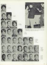 1964 Monrovia High School Yearbook Page 64 & 65