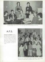 1964 Monrovia High School Yearbook Page 86 & 87