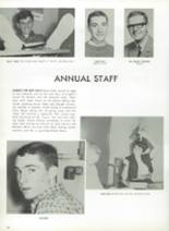 1964 Monrovia High School Yearbook Page 92 & 93