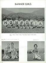 1964 Monrovia High School Yearbook Page 106 & 107